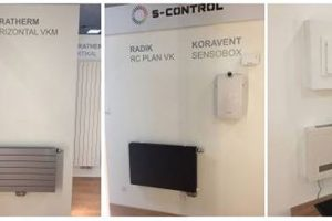 Výrobky KORADO mají v Praze vlastní showroom!