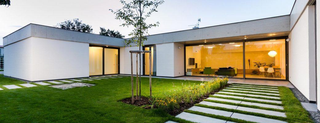 Jednopodlažní rodinný dům z Olomouce