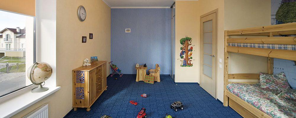 Jak nalepit koberec?