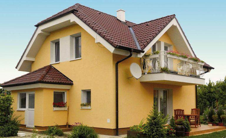 Zateplení obvodové konstrukce domu