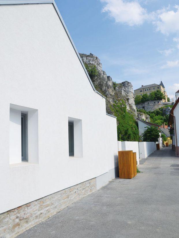 Majitele okouzlila parcela vmalebném koutě města – vhistorickém centru, svýhledem na hrad. FOTO Zsolt György Kovács