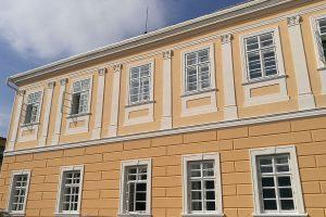 Cemix CEMROLL byl použit i na historickém objektu radnice v Moravské Třebové. zdroj: LB Cemix