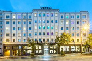 Nechte se inspirovat designovým hotelem