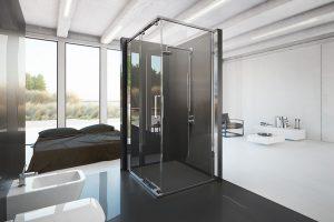Inovativní, bezpečné, komfortní sprchové kouty Ultra