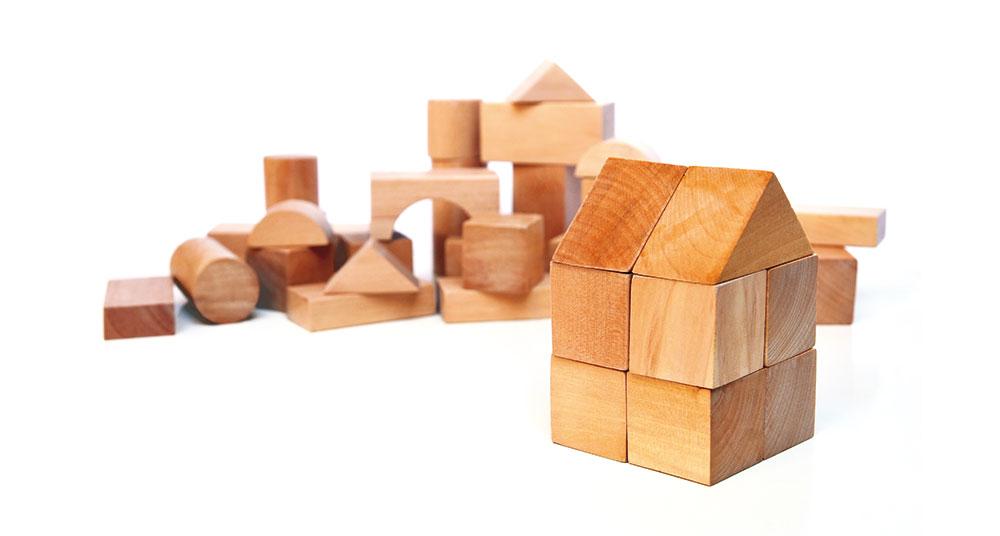 Už víte, z čeho budete stavět dům?