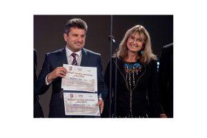 Výsledky soutěže Nejlepší výrobce stavebnin roku 2015