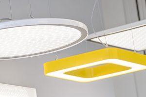 Originální svítidla na Designbloku