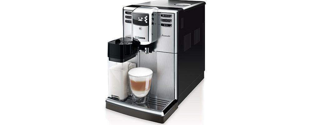 Soutěž o kávovar Saeco Incanto s integrovanou karafou na mléko