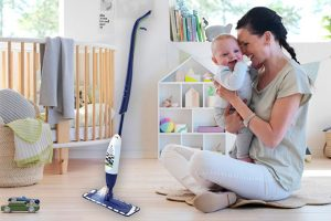 Soutěž o 3x Bona Spray Mop a leporelo