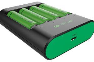 ReCyko USB nabíječka GP U421