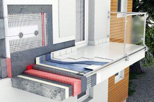 Ucelená systémová řešení pro oblast podlah nabízí například společnost Baumit. Všechny produkty pro oblast podlah jsou vzájemně sladěny agarantují tak odbornou návaznost jednotlivých vrstev. Směsi jsou již výrobně předmíchány apředstavují tak rovnoměrnou kvalitu ahomogenní složení výrobků, což zaručuje efektivní formu zpracování včetně dosažení atraktivních arovinných povrchů. Trendem současnosti jsou lité potěry na bázi síranu vápenatého, na trhu vrámci odborné ilaické veřejnosti často označované jako lité potěty /sádrové potěry/ andydritové potěry. Díky jejich samorozlivným vlastnostem je jejich rovinatost po zpracování vyhovující pro přesné nášlapné vrstvy vtoleranci 2 mm/2 m. Není proto nutné následné vyrovnávání stěrkou před pokládkou nášlapné vrstvy (dlažba, koberec, parkety, ...). Lité potěry umožňují zásadní urychlení prací aúsporu času. Foto Baumit