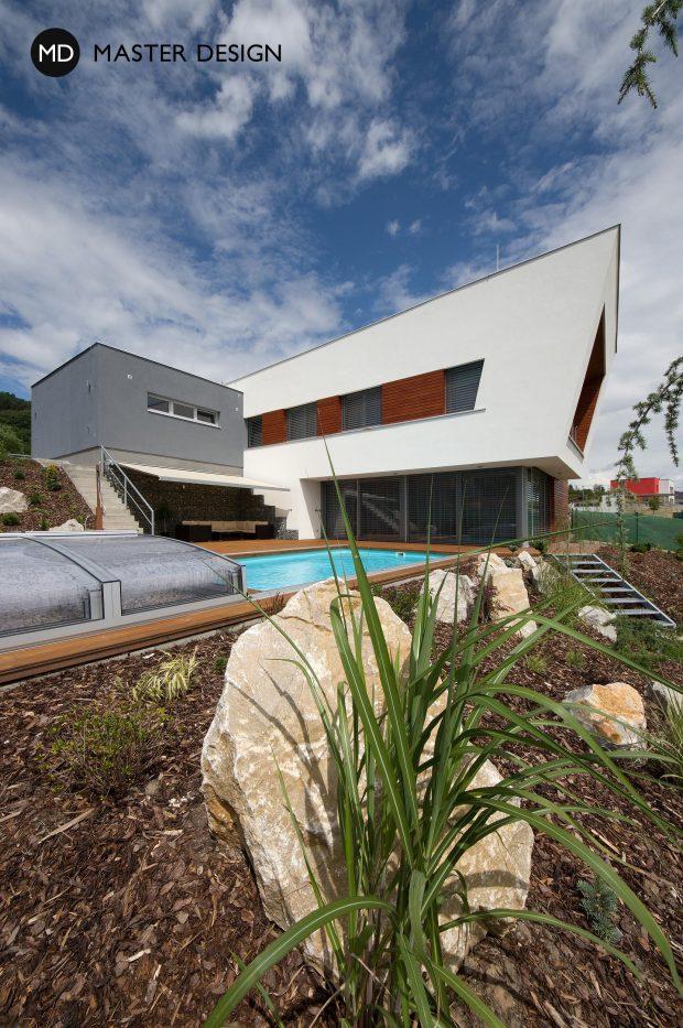 Rodinný dům v Berouně (foto: Master Design)