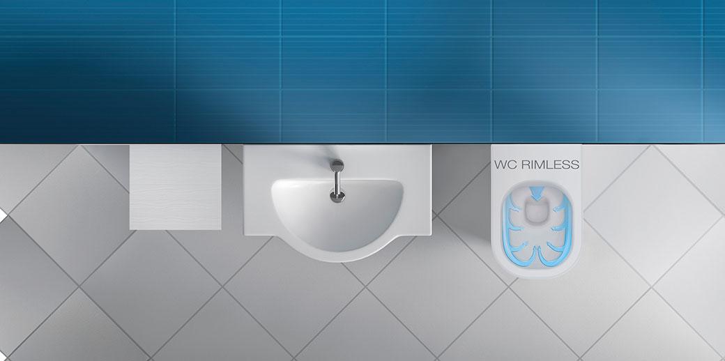 WC zvlášť nebo součástí koupelny? Češi mají jasno, 70 procent ho má odděleně
