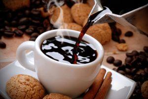 Káva, vanilka, sušenky. Kdo by je nemiloval? Foto: vonavelogo.cz