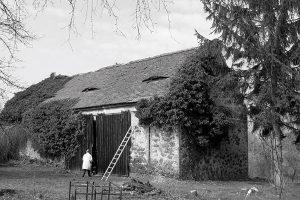Jonášovic stodola Autor Ester Havlová