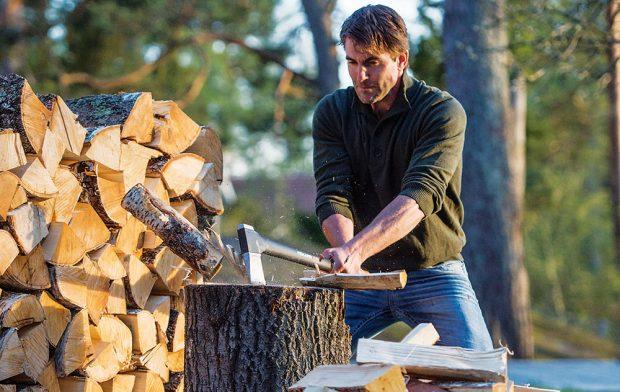 Doplňte si zásobu dřeva na zimu za pomoci profesionálních pomocníků