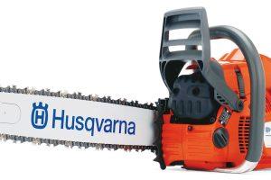 Husqvarna 576 XP Autotune, pila pro náročné profesionální použití, funkce Smart Start® usnadňuje startování, systém Air Injection® pro efektivnější a delší provoz, cena 24990 Kč