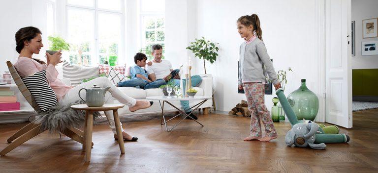 Podlaha a její ošetření