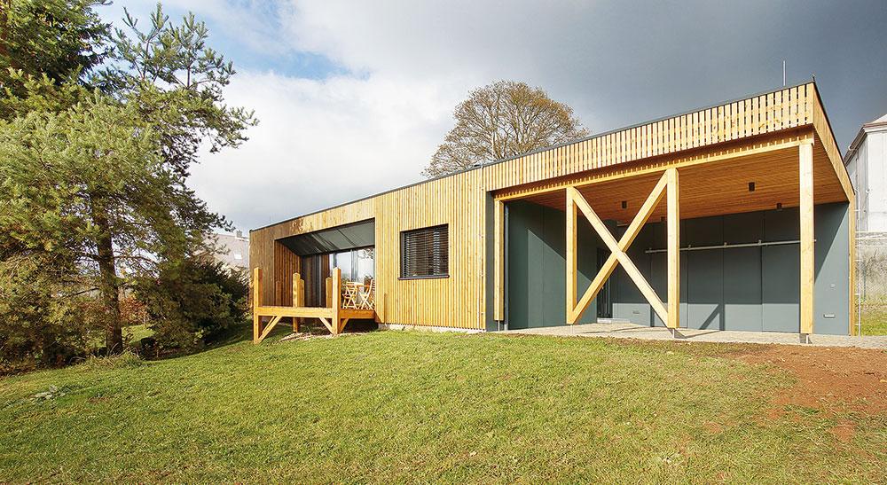 Salon dřevostaveb 2017 – Přehlídka nejzajímavějších staveb ze dřeva