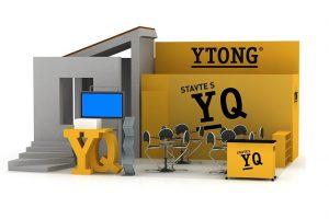 Ytong představí své řešení pro pasivní domy na 5. veletrhu FOR PASIV 2017