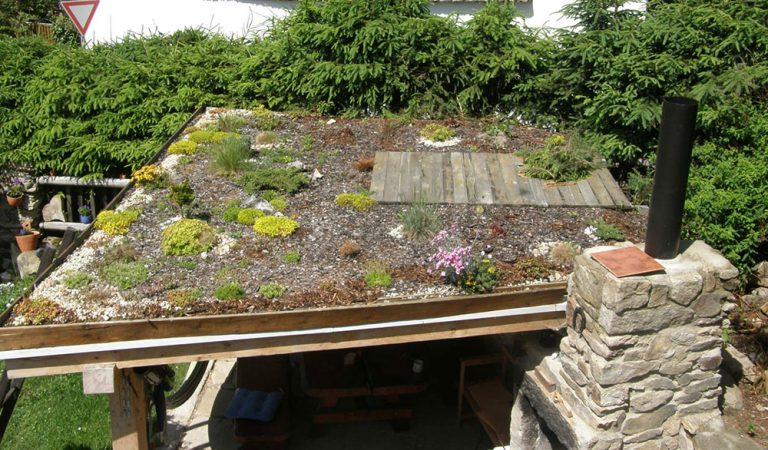 ISOVER přináší nová inspirativní řešení pro zelené střechy