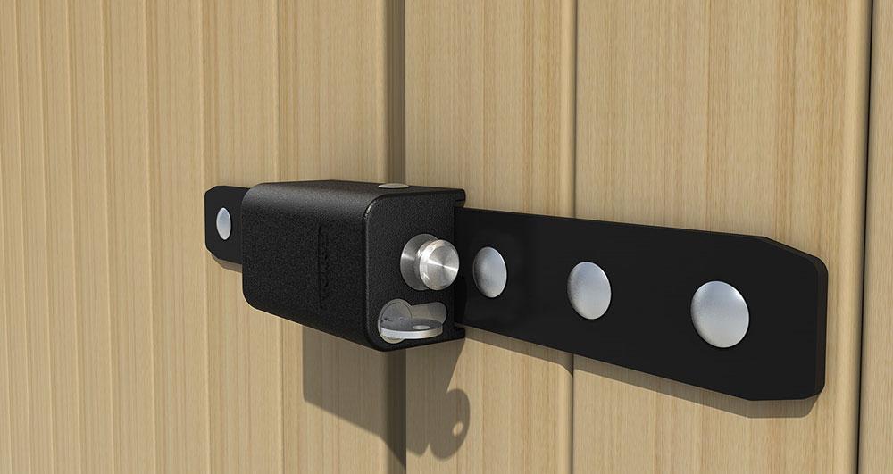Generální klíč v domě