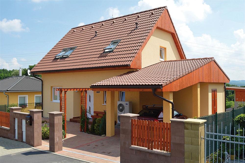 Zděný dům s dostatkem místa pro život i koníčky