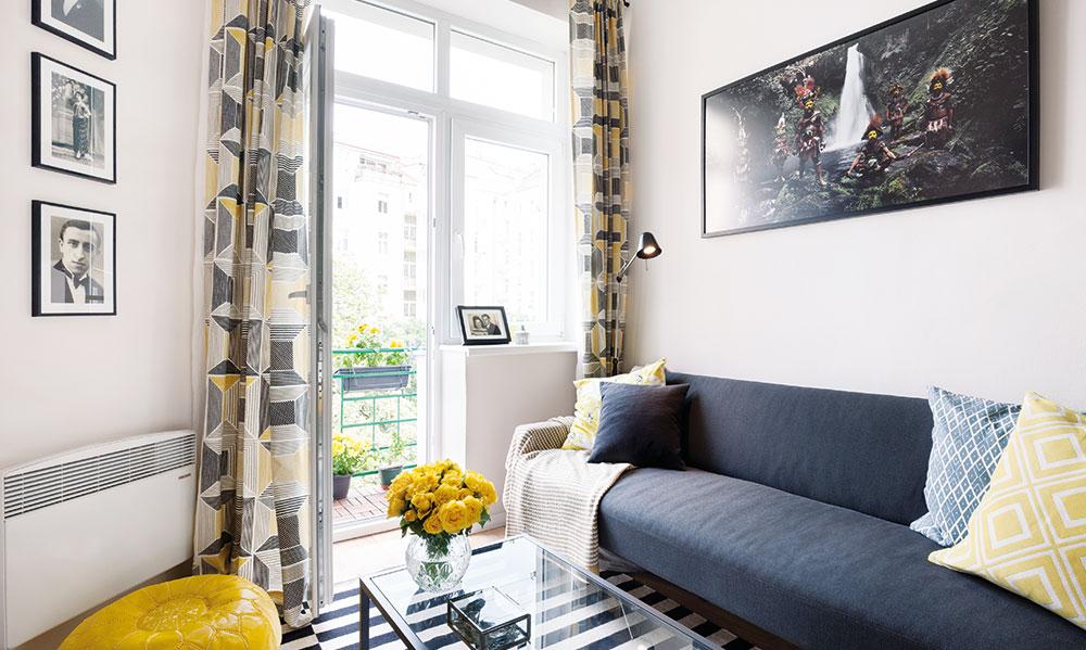 Vybydlený byt v pražských Vršovicích se dočkal zasloužené rekonstrukce