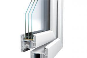 Plastová okna je potřeba před zimou dostat do kondice. Průřez plastovým profilem VEKA Softline FOTO VEKAPlastová okna je potřeba před zimou dostat do kondice. Průřez plastovým profilem VEKA Softline FOTO VEKA