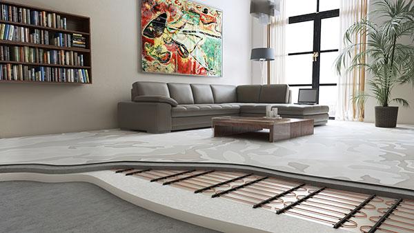 """Pět """"M"""" a design – argumenty pro vytápění rodinného domu elektrickým podlahovým vytápěním"""