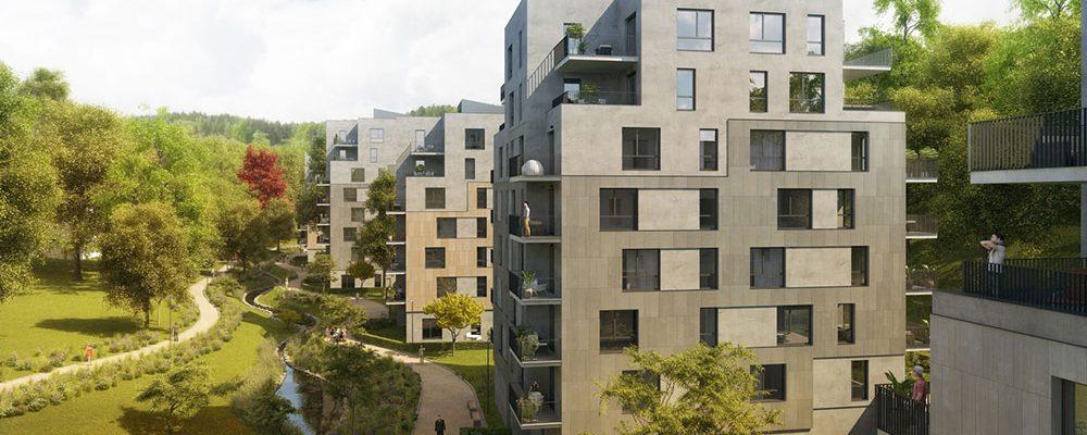 Rezidence Park Masarykova: výjimečné bydlení na výjimečném místě