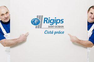 Rigips zahajuje turné pro řemeslníky