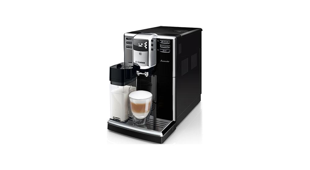Dokonalá káva na jeden stisk tlačítka