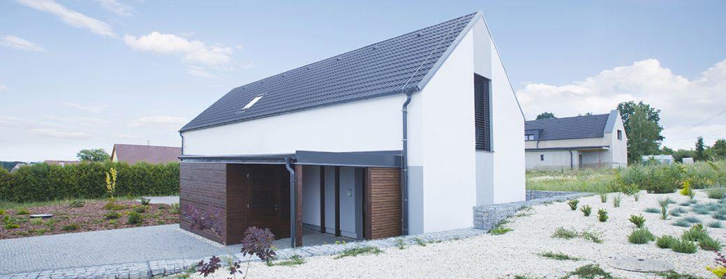 KMB SENDWIX – komplexní stavební systém pro pasivní domy