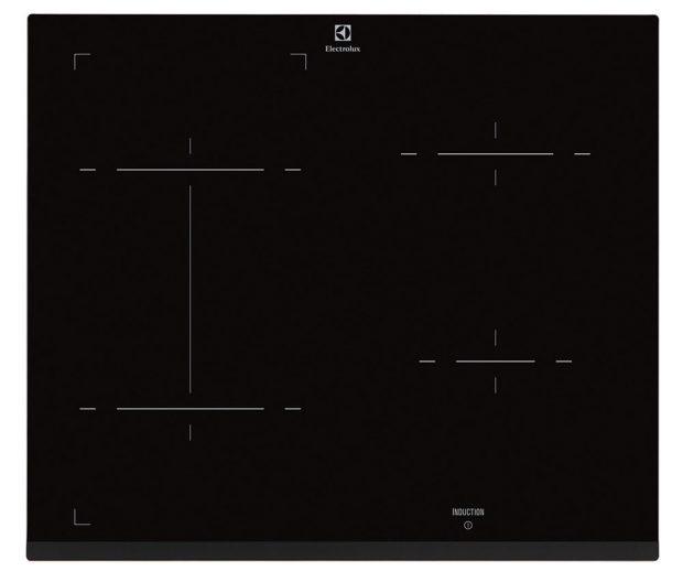 Indukční varná deska Electrolux Infinite EHI6740FOZ, maximální volnost při vaření, dvě varné zóny lze jednoduše spojit do jedné větší, intuitivní ovládání dotykem, funkce Power Booster pro rychlou a intenzivní dávku horka, 18 812 Kč.