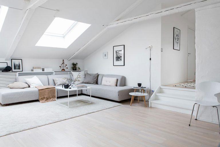 Ideální pro plnohodnotné bydlení: Okouzlující čtyřpokojový byt v severském stylu