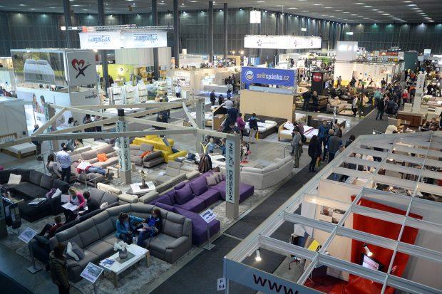 Stavební veletrhy Brno a veletrh nábytku a interiérového designu MOBITEX