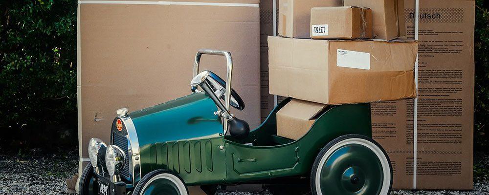Papírové krabice mají široké využití a dají se recyklovat