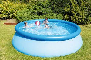 Nafukovací bazén Swing max. FOTO MOUNTFIELD