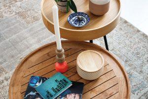 Jako dekoraci dokáže Odetta použít prakticky cokoli. Ráda si vystavuje zvláštní azábavné předměty. Foto Femque Schook pro Westwing Home and Living