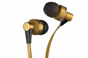 Sluchátka Sencor SEP 300, pro poslech, studium irelax, 8 barevných variant, propojení sMP3 přehrávačem, mobilem nebo počítačem, zabudovaný mikrofon pro telefonní hovory, průměr reproduktoru 10 mm, délka kabelu 120 cm, 299 Kč.