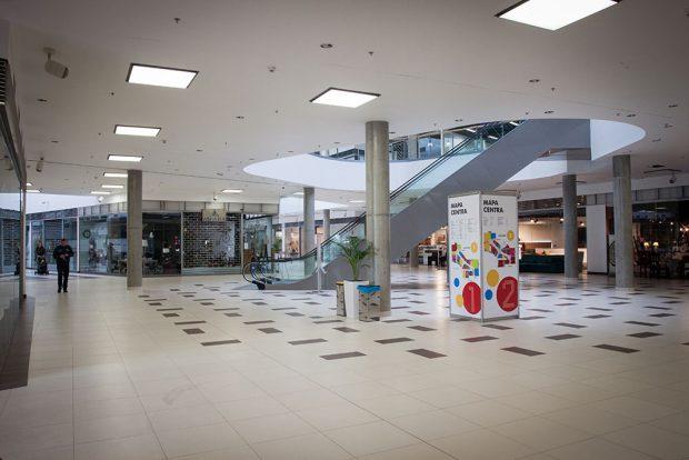 zdroj. Obchodní centrum STYLA