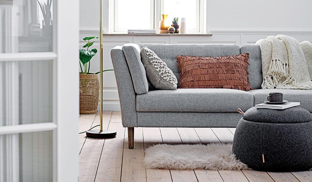 Obývací pokoj podle seveřanů
