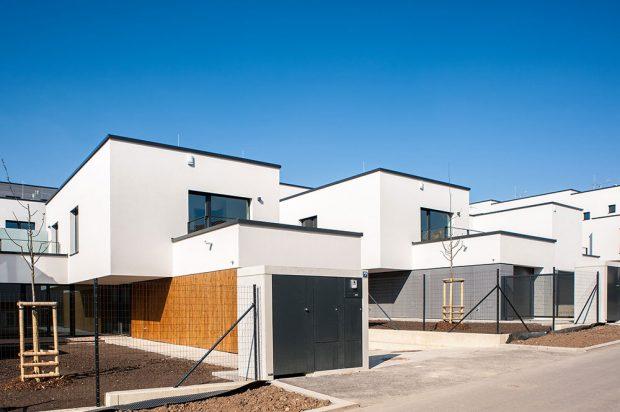 Rezidence Waltrovka Rodinné domy, Praha 5