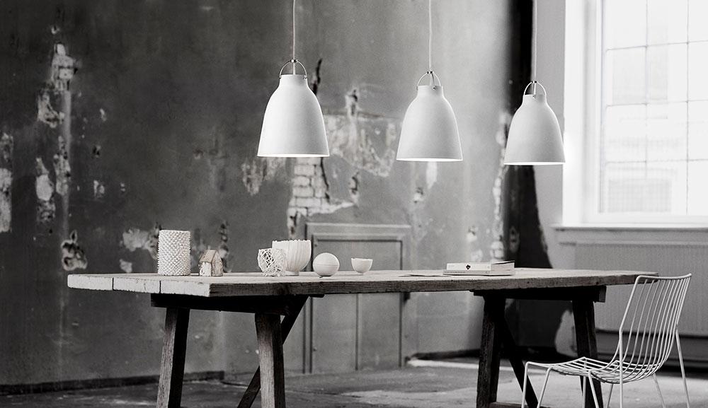 Jak na osvětlení stolů a pracovních ploch