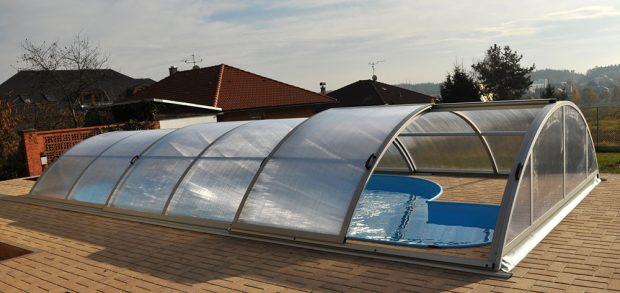 bazén se zastřešením zdroj Rentmil s.r.o.