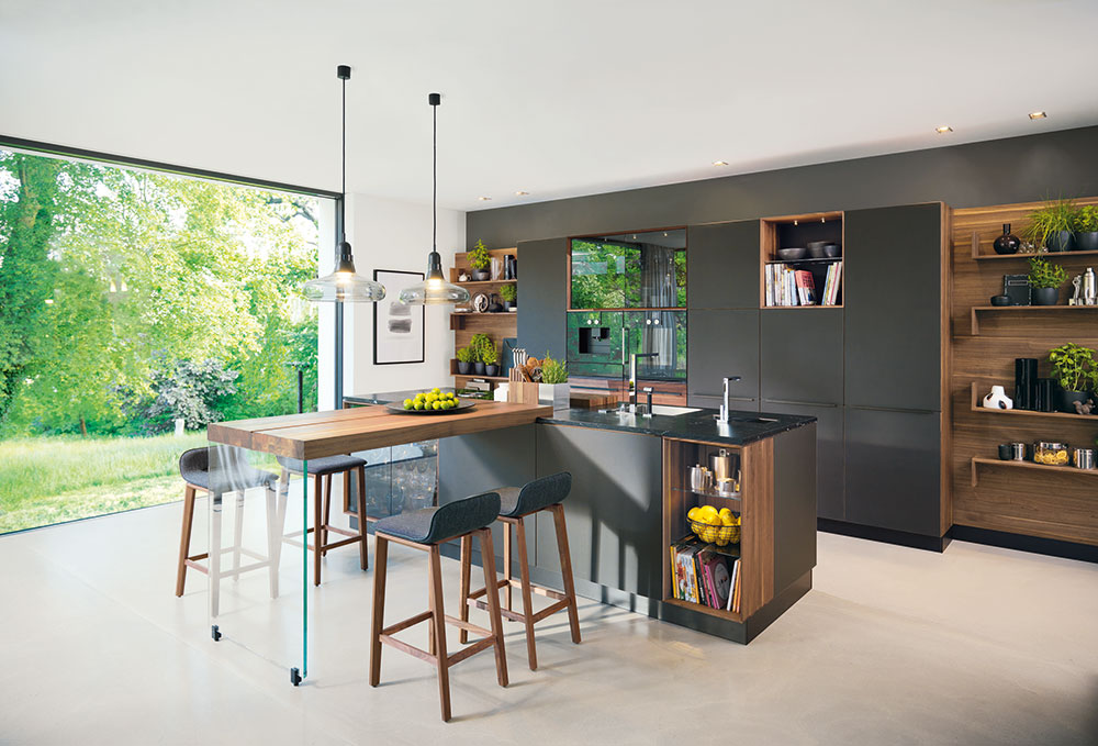 Jak uspo dat a vybavit modern kuchy home for Kitchen designs australia 2017