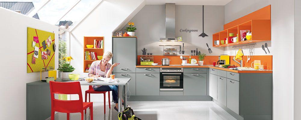 Jak uspořádat a vybavit moderní kuchyň