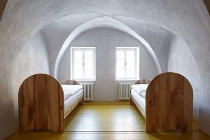Štajnhaus: Dům v Mikulově, v němž není ani jedna stěna rovná