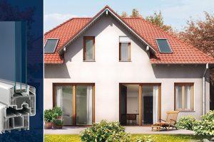 EcoPowerCore – kvalitní PVC profily, které mají srdce